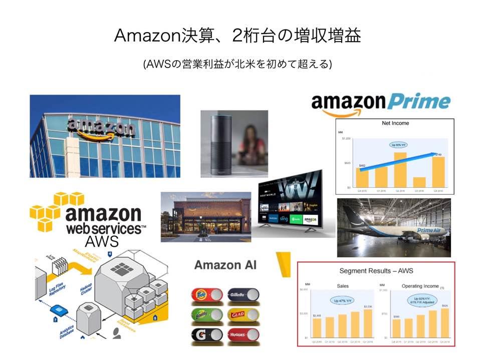 Amazon 2017Q4