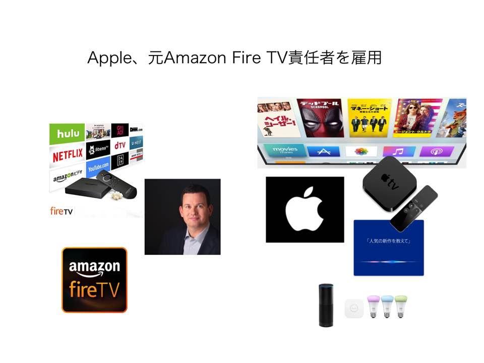 Amazon-Apple TV