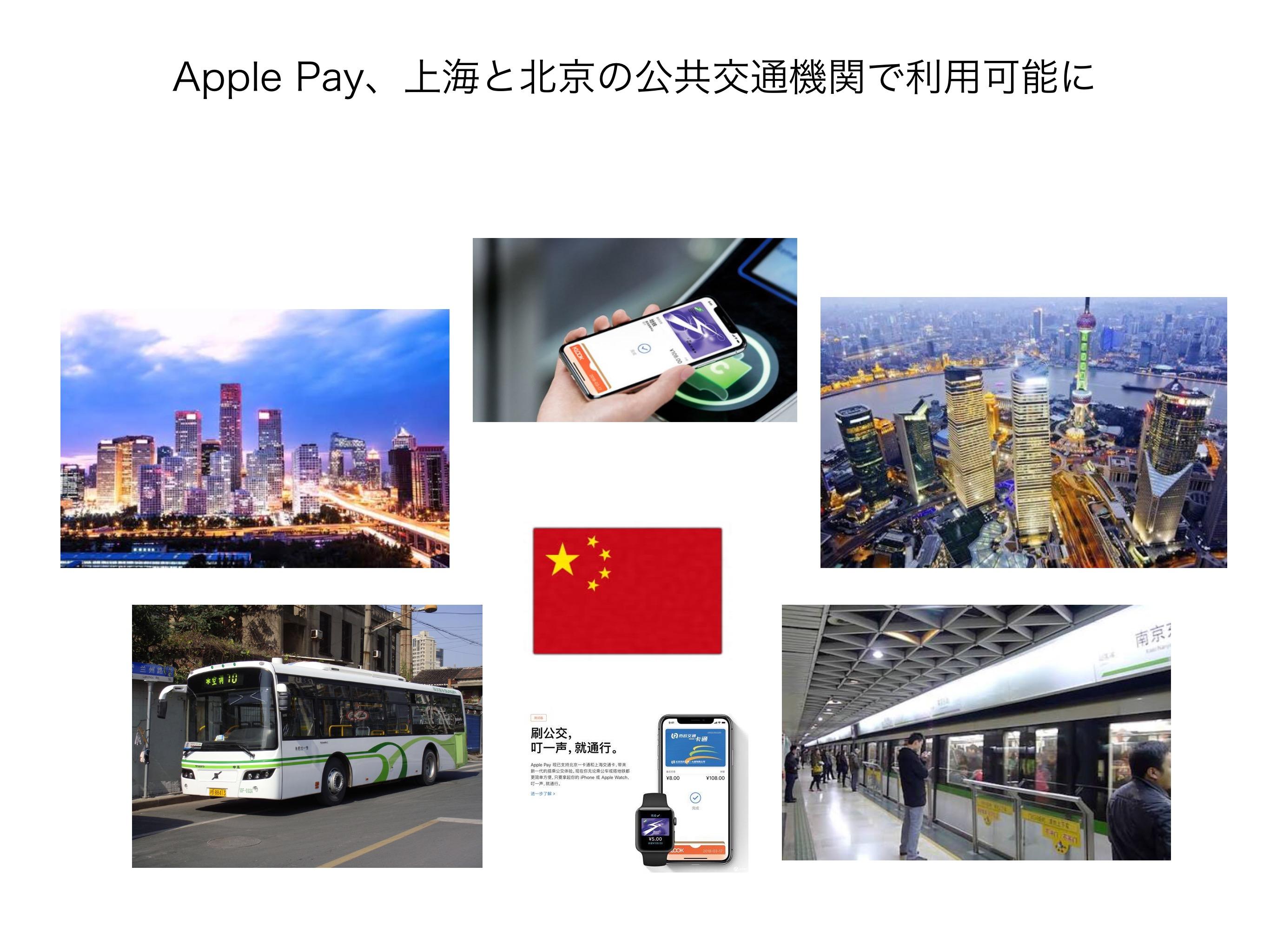 Apple Pay 中国